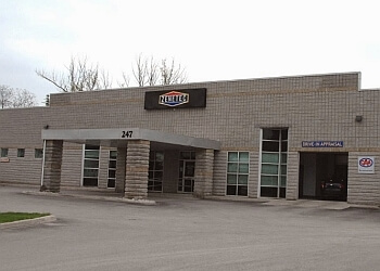 Barrie auto body shop Zenetec Collision Centre