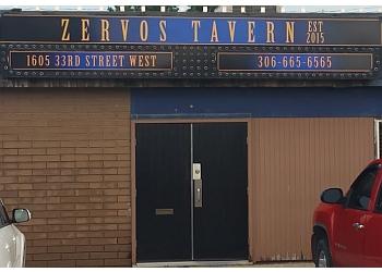 Saskatoon mediterranean restaurant Zervos Tavern