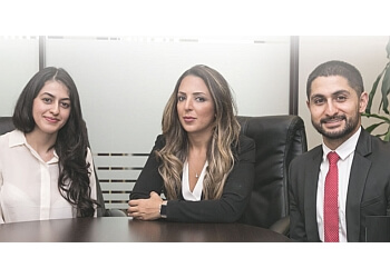 Markham intellectual property lawyer Ziba Heydarian