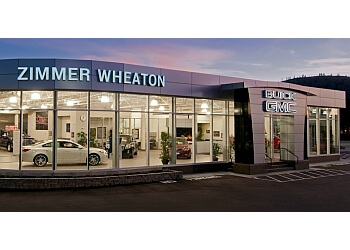 Kamloops car dealership Zimmer Wheaton