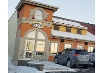 Moncton pizza place Zio's Pizzeria