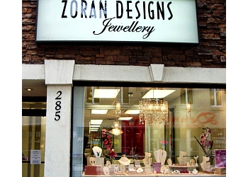 Hamilton jewelry Zoran Designs Jewellery
