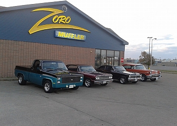 Welland car repair shop Zoro Muffler