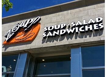 Waterloo sandwich shop Zoup!