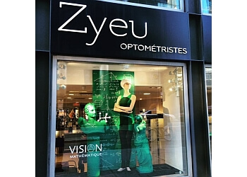 Montreal optician Zyeu