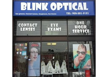Markham optician blink optical