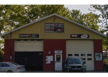 Levis car repair shop centre auto eric audet