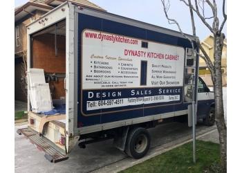 Surrey custom cabinet dynasty kitchen cabinet Ltd.