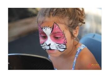 Saskatoon face painting eXotats Body Art