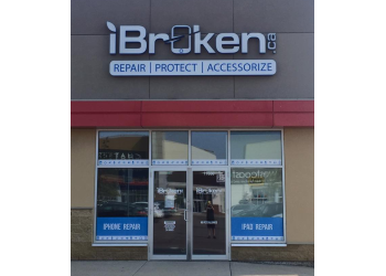 Calgary cell phone repair iBroken Canada Inc.
