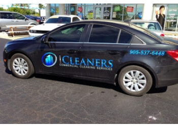 Hamilton commercial cleaning service  iCleaners Inc