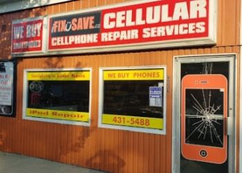 Halifax cell phone repair iFIXuSave