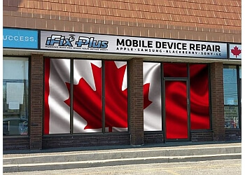 Sudbury cell phone repair iFix Plus