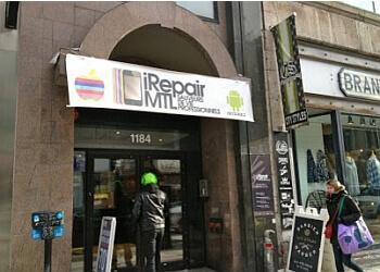 Montreal cell phone repair iRepair MTL