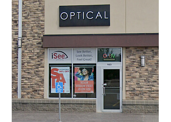 Grande Prairie optician iSee Optical