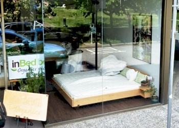 Vancouver mattress store inBed Organics