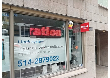 Montreal computer repair itech system