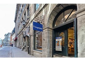 Montreal gift shop l'empreinte coopérative