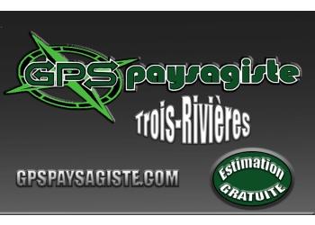 Trois Rivieres landscaping company paysagiste trois-rivières GPS