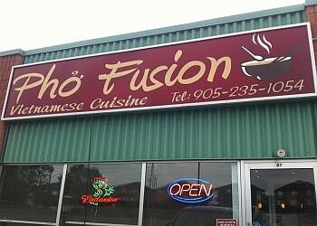 Newmarket vietnamese restaurant Pho Fusion