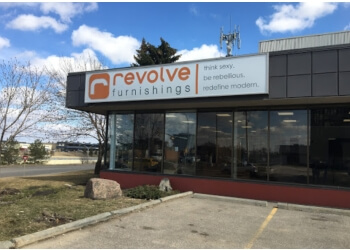 Edmonton furniture store revolve furnishings
