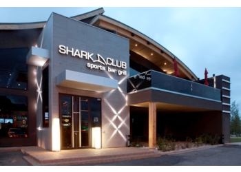 Calgary sports bar shark club sports bar gril