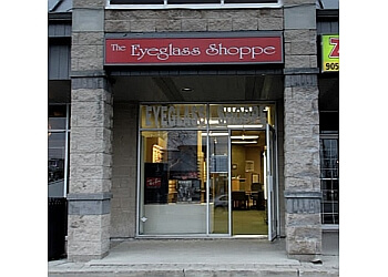 Burlington optician the Eyeglass Shoppe