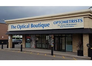 Oshawa optician the Optical Boutique