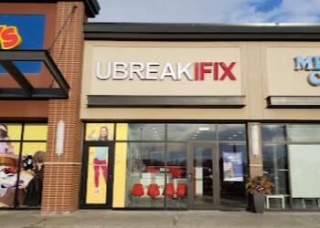 Edmonton cell phone repair uBreakiFix