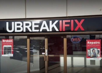 Mississauga cell phone repair uBreakiFix