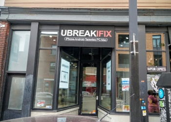 Montreal cell phone repair uBreakiFix