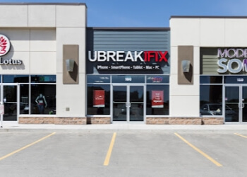 Saskatoon cell phone repair uBreakiFix
