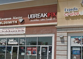 Whitby cell phone repair uBreakiFix