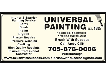 universal painting Peterborough Painters